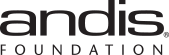The Andis Foundation Logo